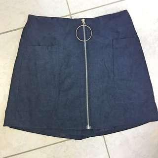 鐵環造型褲裙