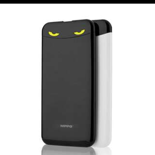 Powerbank Hippo Eyes 7000mAH - Real Capacity