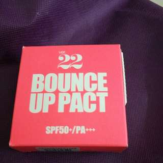 Ver 22 bounce up pact  (import from korea)