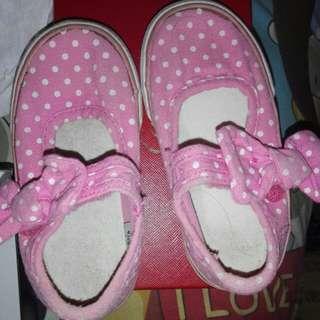 Sepatu anak cewe sz 5