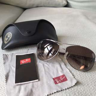 Rayban aviators sunglasses 太陽眼鏡
