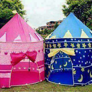 TENT FOR BOYS AND GIRLS