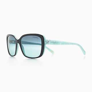 Tiffany & Co. sunglasses 太陽眼鏡 twist square bow sunglasses