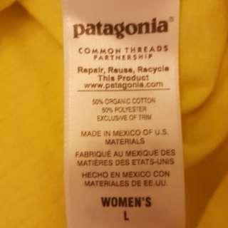 Patagonia標誌 T Shirt