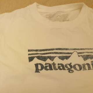Patagonia LOGO T shirt