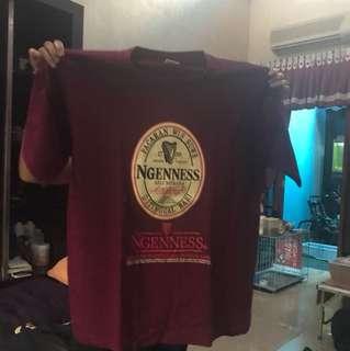 guinness tshirt