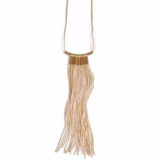[BN] *NEW* Breeze Of Memories Thread Necklace