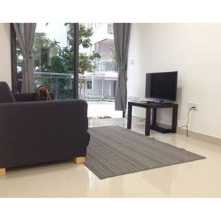Parc Olympia 1 bedroom with Patio