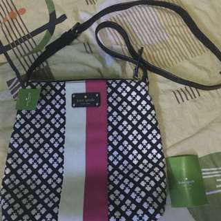 Authentic Kate Spade Victoria **WKRU1506** Crossbody