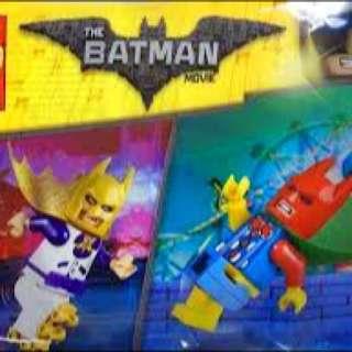 Lego Batman Movie 30607 Disco & Tears Polybag RARE LIMITED EDITION