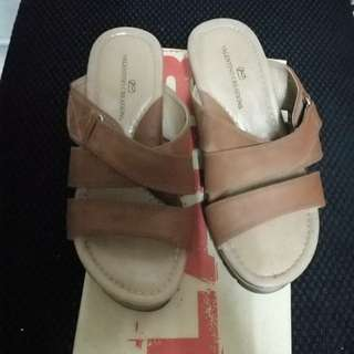 Valentino creations women shoes size 35