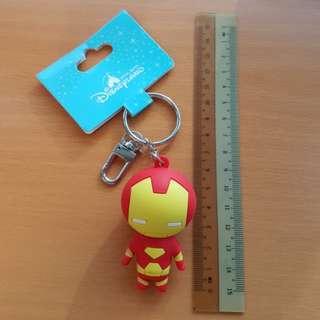 Disneyland Ironman Keychain