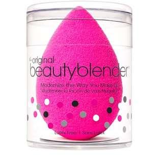 The Original Beauty Blender in pink