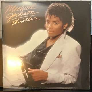 Michael Jackson- Thriller. Vinyl Lp.  New