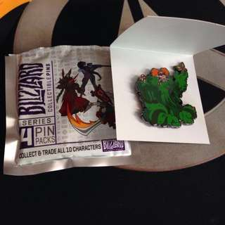Blizzard collectible pins series 4
