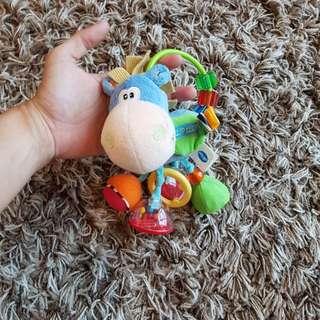 PLAYGRO Clip Clop Baby Toy