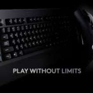 Logitech G603 and G613 keyboard and mouse package