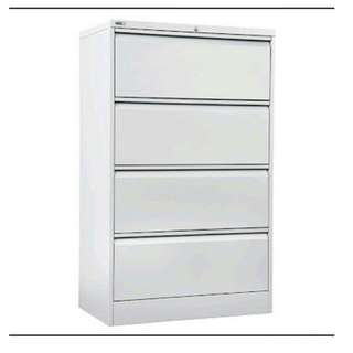Lateral File Cabinet Metal