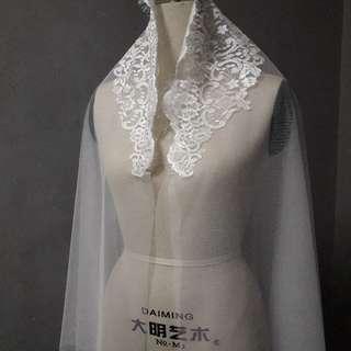 Bridal Veil #5