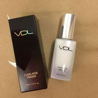 VDL 貝殼光 妝前乳