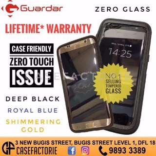 [No.1 Selling] Guardar Samsung S7/s7 Edge Tempered Glass