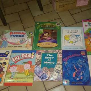 20 Childrens Books Set (w/ science books)