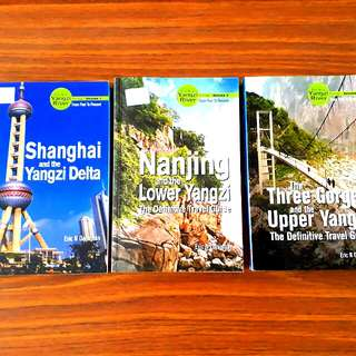 😄3 for $10:  The New Yangzi River: Trilogy ~ From Past to Present #Contiki2018