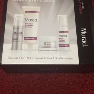 Murad Smooth & Firm Set