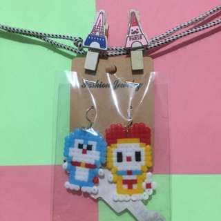 Hama Beads / Perler Beads earrings