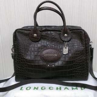 Longchamp皮革包
