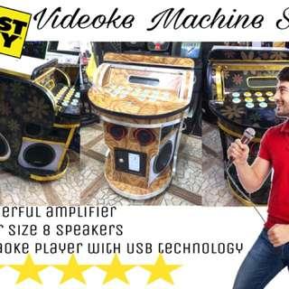 Videoke Machine