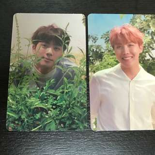 [WTS] BTS LOVEYOURSELF HER ALBUM PC