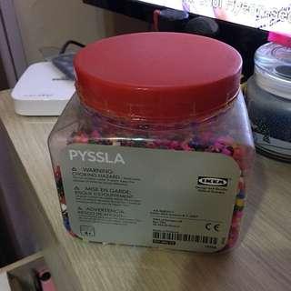 Hama/Pyssla Beads