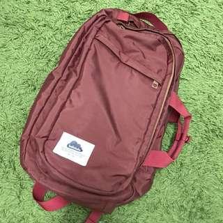 Hellolulu laptop backpack 電腦袋 背包 背囊 書包