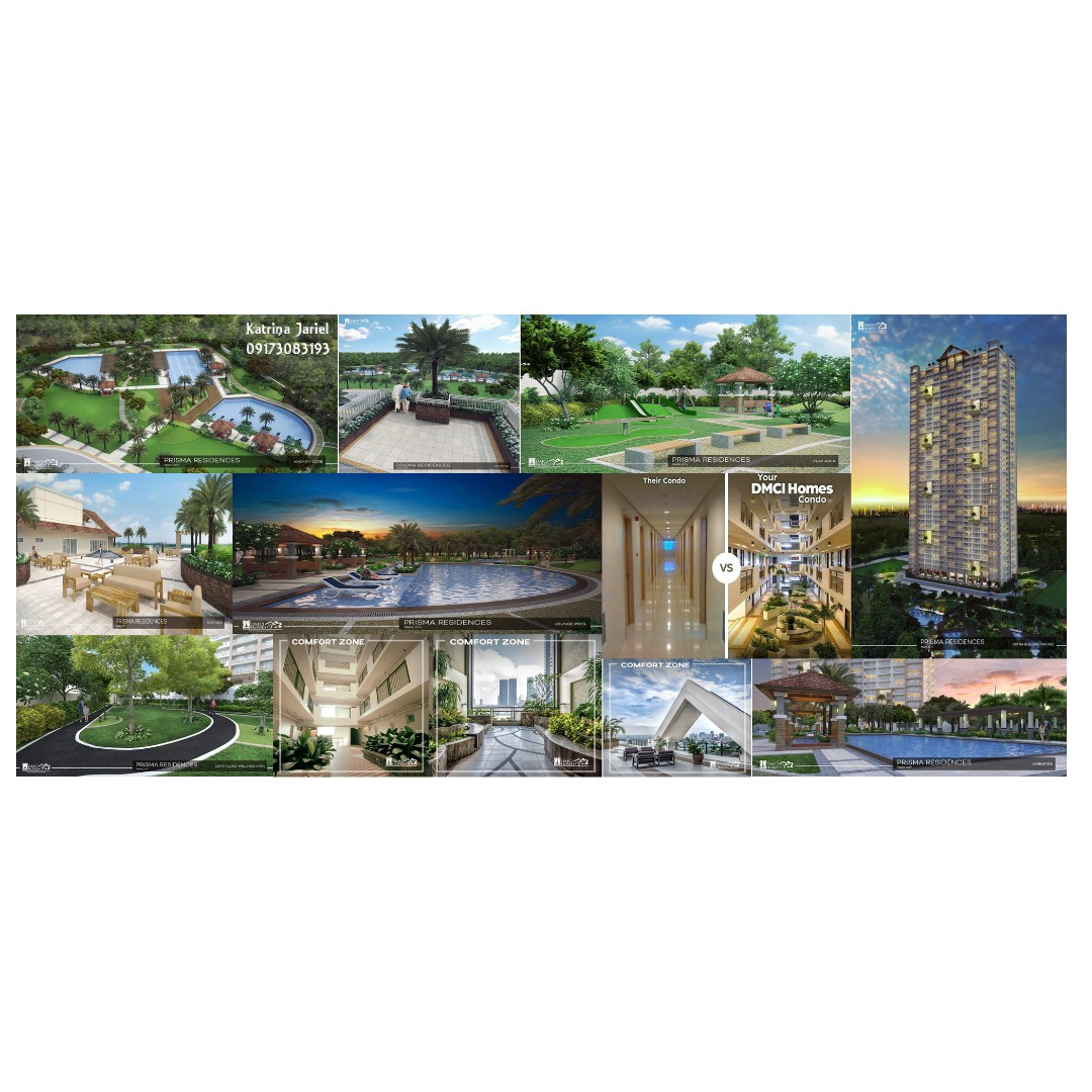 1BR unit condo for AS LOW AS 8,424.81 MONTHLY IN PASIG CITY!!!