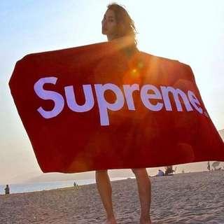 Supreme Beach Towel