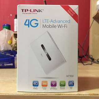 4G LTE- Advanced Mobile Wi-Fi