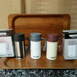 Termos dubblin fresco mug hot & cold, botol minum 400ml