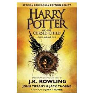 HARRY POTTER AND THE CURSED CHILD (BRAND NEW)