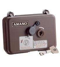 Amano PR-600 Watchman Clock