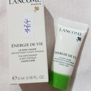 Lancome Energie De Vie, 5ml, Antioxydant & Anti- Fatigue