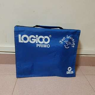 LOGICO PRIMO by Grolier