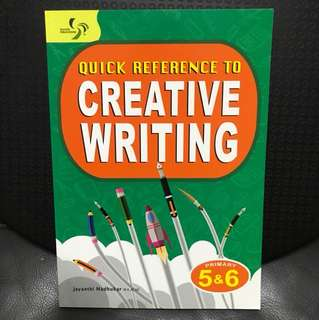 P6/5 Quick Reference to Creative Writing