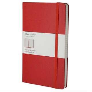 BN Moleskine A5 Notebook