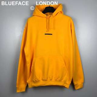 BlueFace London Badge Logo Hoodie