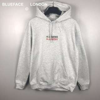 BlueFace London Double Logo Hoodie