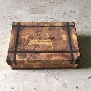 Gift Box Travel Theme