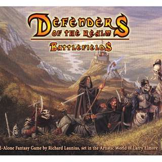 🚚 Defenders of the Realm - Battlefields