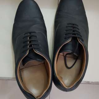 Casual Oxford Shoes By Zara