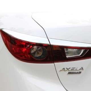 Mazda 3 Rear Lamp Trims